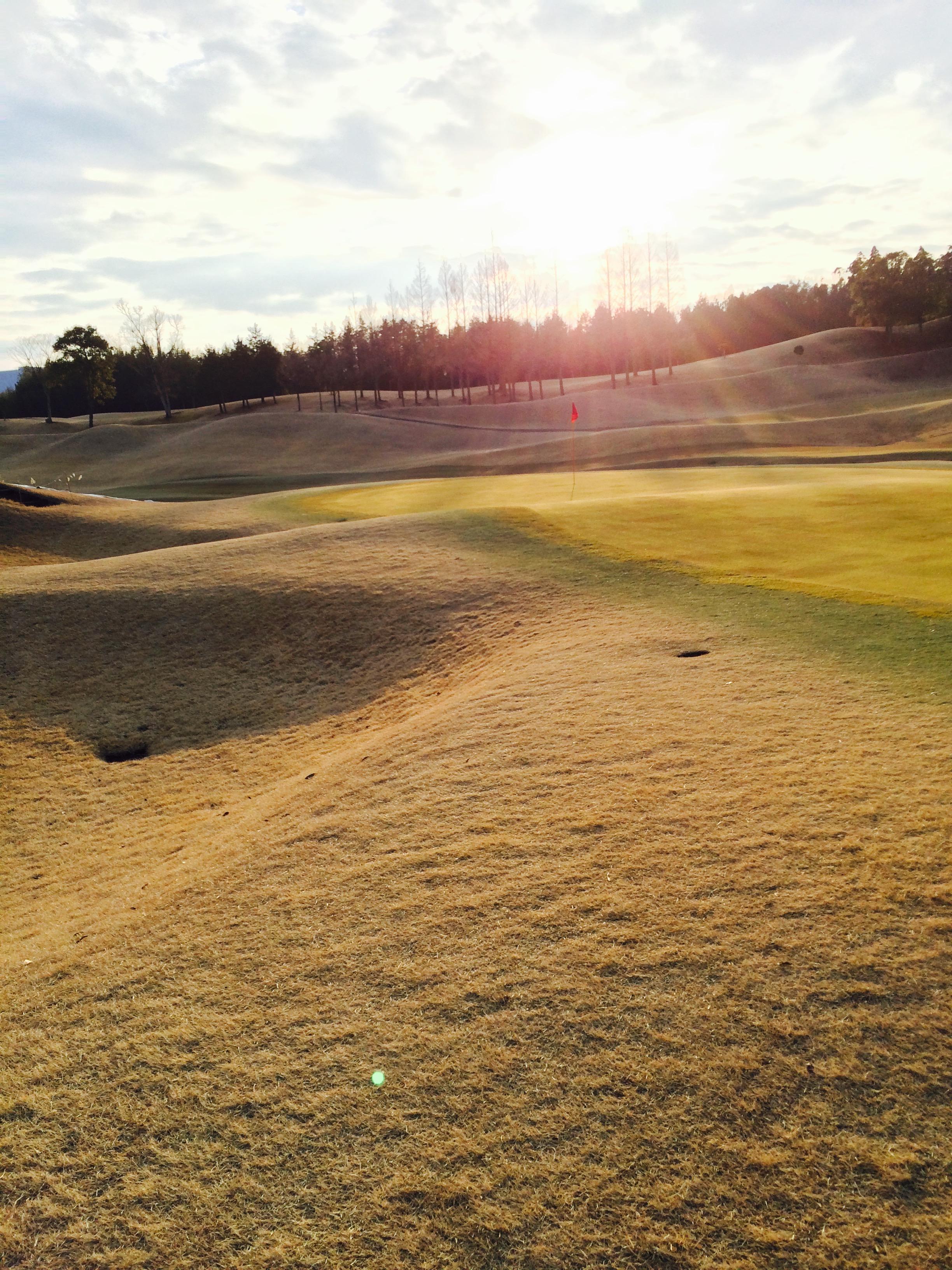 〔投資初心者〕投資もゴルフもメンタルと実践が大事