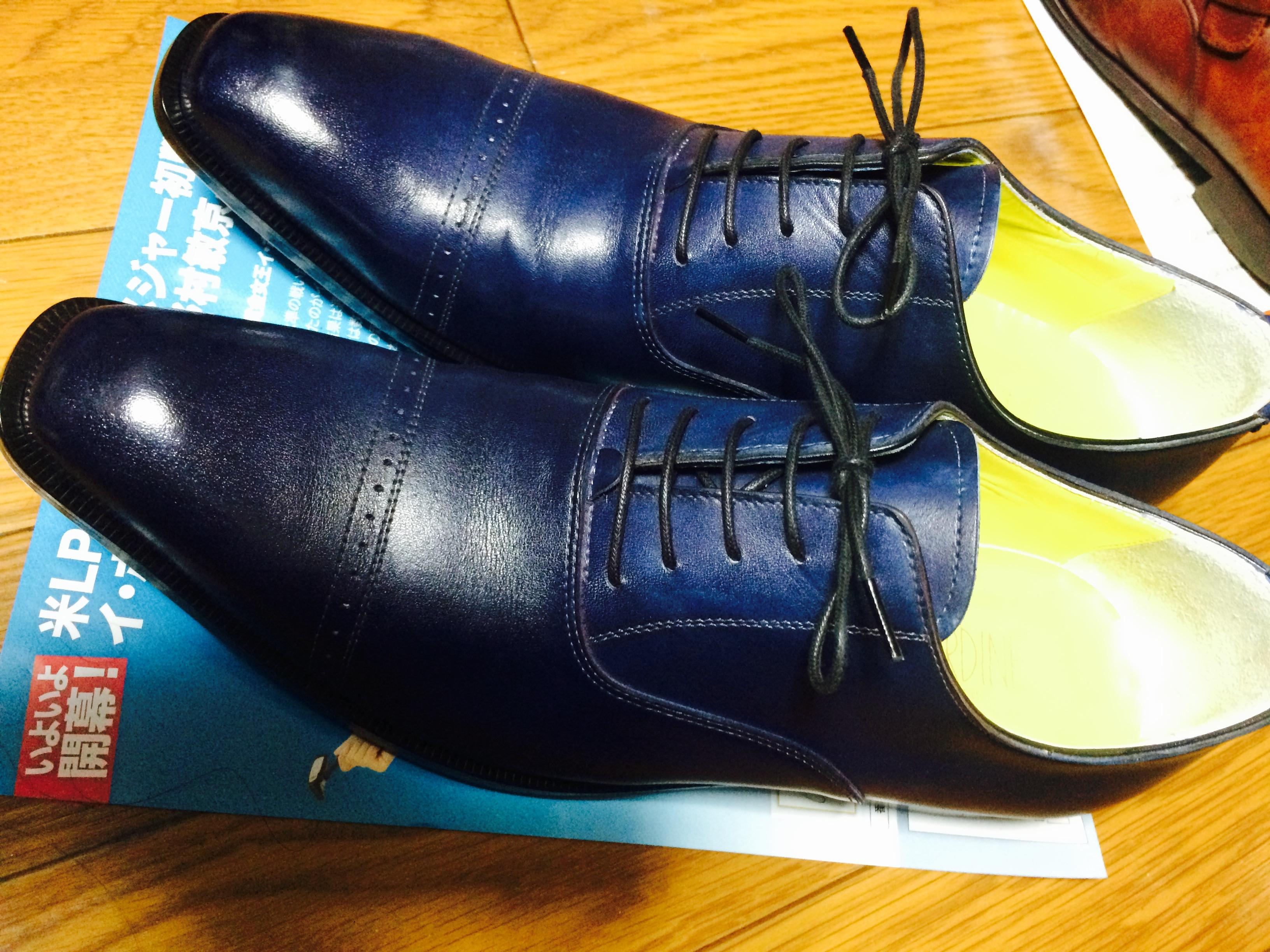 あなたも靴を磨くと成功する・・かも?(身に付けるモノに気を使う)