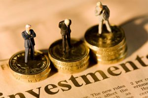 Investment budget local government