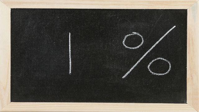 [投資初心者向け]資産運用は「金額」ではなく「%」で考える